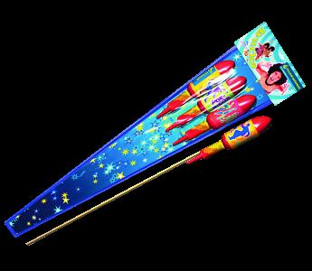 Ракета «Диско (в уп. 3шт.)»