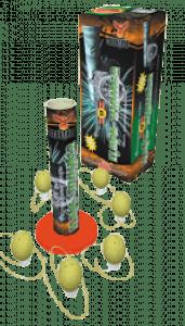 Одиночный салют «Царь-Пушка»