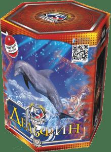 Средний фейерверк «Дельфин»